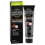 NATURAL DENTIST (THE) COCOMINT CHARCOAL WHITENING FLUORIDE FREE TOOTHPASTE 5 OZ.