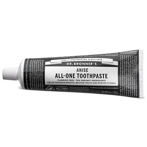Dr. Bronner's Magic Soaps All-One Toothpastes Anise 5 oz.
