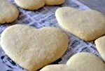Gluten & Nut FREE VEGGIE Sugar Cookies (18 count)