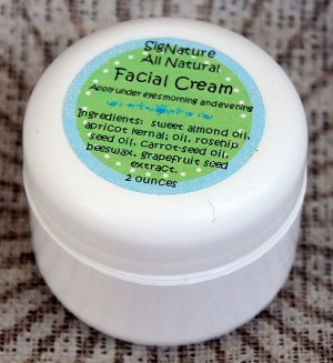 SigNATURE All Natural Facial Creme (2 oz.)