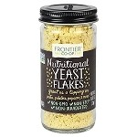 FRONTIER NUTRITIONAL YEAST FLAKES 0.81 OZ.