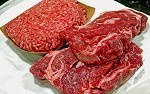 WEEKLY 9 lb. GROUND & STEAK BEEF BOX- 6# ground & 3# steaks $87.75