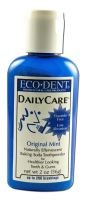 Eco-Dent Ultimate Essential MouthCare Original Mint DailyCare Baking Soda Toothpowders 2 oz.