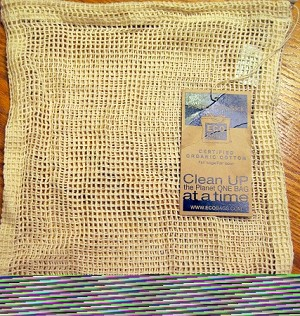 ECOBAGS Reusable Netted Produce Bags